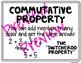 Distributive, Commutative, and Associative Properties BUNDLE