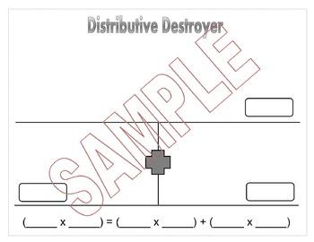 Distributive Destroyer