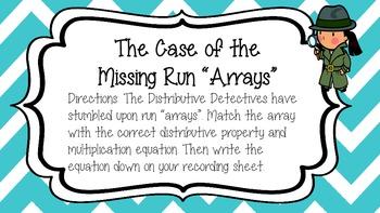 Distributive Detective