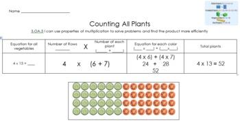 Distributive Practice With Arrays