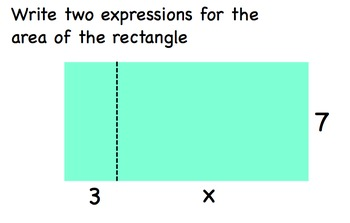 Distributive Property - Algebra