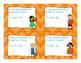3rd Grade Distributive Property of Multiplication Task Cards 3.OA.5