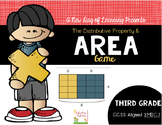 Distributive Property & Area Game