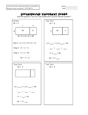 Distributive Property Boxes 5.NBT.B.6