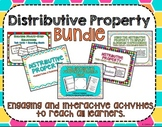 Distributive Property Bundle