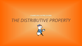 Distributive Property: Changing Expressions