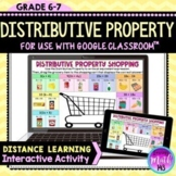 Distributive Property: Digital Math Activity for Distance