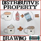 Distributive Property Drawing Activity