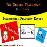 Distributive Property Escape Room | The Escape Classroom