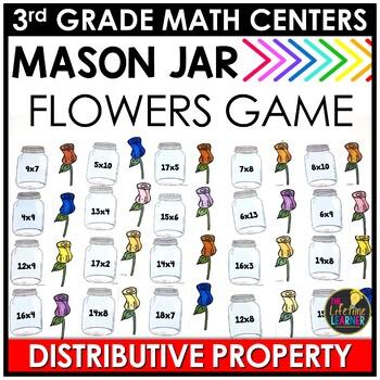 Distributive Property Valentine's Day Game