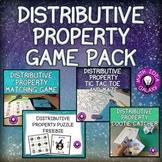 Distributive Property Activities Bundle