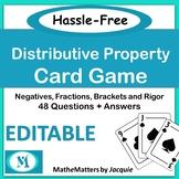 Distributive Property: EDITABLE 48 Ques 7.EE.A.1 STUDENTS