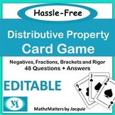 Distributive Property: EDITABLE 48 Ques 7.EE.A.1 STUDENTS