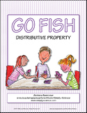Distributive Property Go Fish Game