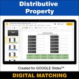 Distributive Property - Google Slides - Distance Learning