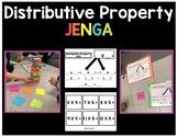 Distributive Property Jenga
