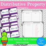 Distributive Property Match