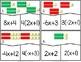Distributive Property Algebra Tile Models