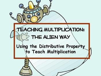 Distributive Property Multiplication