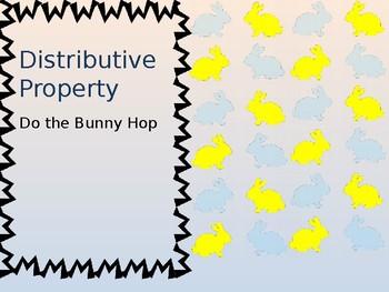 Distributive Property Powerpoint