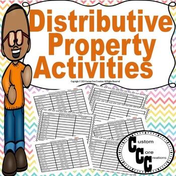 Distributive Property Problems