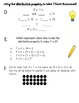 Distributive Property: Solving 7 Facts