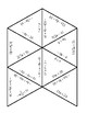 Distributive Property Tarsia Puzzle