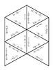 Distributive Property Tarsia Puzzle