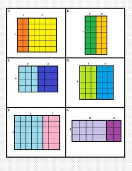 Distributive Property Task Cards