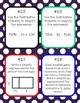 Distributive Property Task Cards (Set 2)