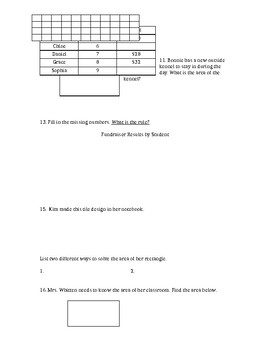 Distributive Property Test