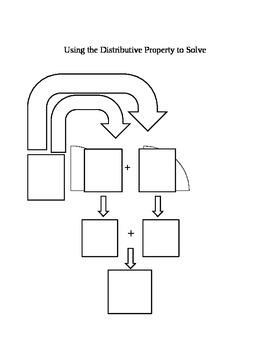 Distributive Property Using Dice
