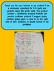 Distributive Property foldable with practice for interacti