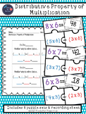 Distributive Property of Multiplication