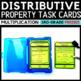 Distributive Property of Multiplication Task Card Freebie