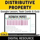 Distributive Property of Multiplication Digital for Distan