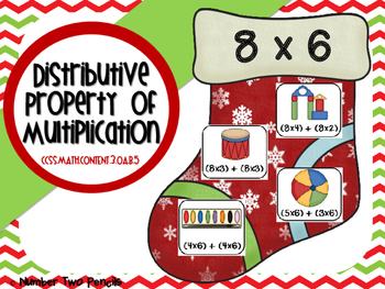 Distributive Property of Multiplication, Stocking Stuffers