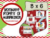 Distributive Property of Multiplication, Stocking Stuffers