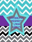 Distributive Property with Arrays