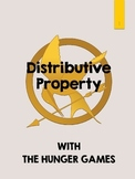 Distributive Property with The Hunger Games