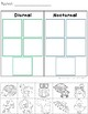 Diurnal and Nocturnal Animals - Worksheets