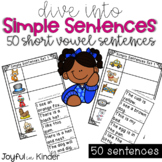 Dive Into Simple Sentences