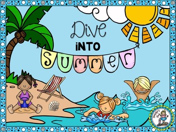 Dive Into Summer {12 Literacy Centers}