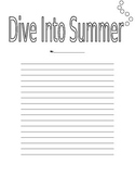 Dive into Summer Writing