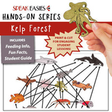 Dive into the Kelp Forest--Food Web Fun!