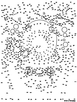 This is a photo of Sizzling Free Printable Extreme Dot to Dot Pdf