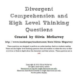 Divergent Chapter One Questions