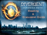 Divergent Chapters 1 - 5 Reading and Discussion Guide
