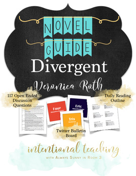Divergent Classroom Novel Guide *6 Week Study*