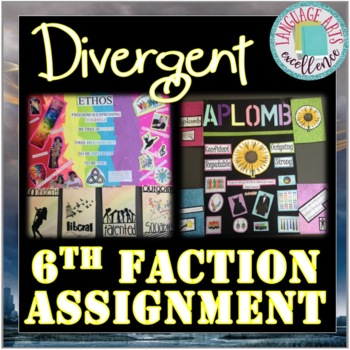 Divergent Final Project - Long Lost Sixth Faction